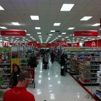 Photo taken at Target by Jason C. on 3/4/2012