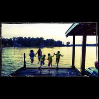 Photo taken at Hennington Lake by Vincent N. on 7/29/2012