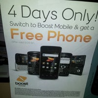 Photo taken at Boost Mobile by Courtney P. on 8/30/2012