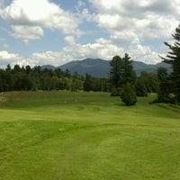 Photo taken at Lake Placid Club Resort Golf by Rob M. on 8/2/2012