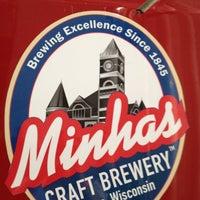 Photo taken at Minhas Craft Brewery by Rumalda 💕 on 5/18/2012