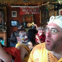 Photo taken at Mimi's in the Marigny by Larry L. on 2/21/2012