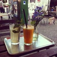 Photo taken at De Wasserette by Nadya S. on 8/3/2012