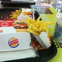 Photo taken at Burger King by Wagner Bastos B. on 8/3/2012