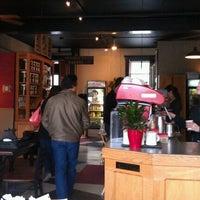 Photo taken at Day's Espresso & Coffee by david j. on 4/22/2012