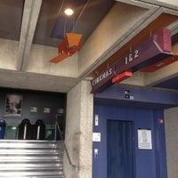 Photo taken at Embarcadero Center Cinema by Linda K. on 7/28/2012