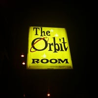 Photo taken at The Orbit Room by Sol M. on 6/19/2012