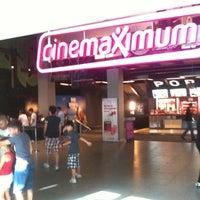 7/29/2012 tarihinde Mert Omer K.ziyaretçi tarafından Cinemaximum'de çekilen fotoğraf