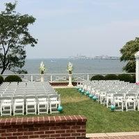 Photo taken at Chesapeake Bay Beach Club by Justin C. on 7/8/2012