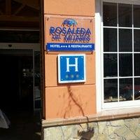 Foto tirada no(a) Hotel Rosaleda del Mijares SPA, Rte & River Club por Ferran G. em 3/18/2012