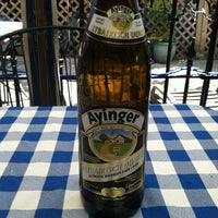 Photo taken at Bier Garden by Mark R. on 5/10/2012