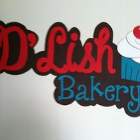 Photo taken at D'lish Bakery by Shauna on 8/29/2012