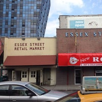 Photo taken at Essex Street Market by Andy B. on 6/10/2012