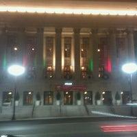 Photo taken at Peabody Opera House by Josh G. on 1/16/2012