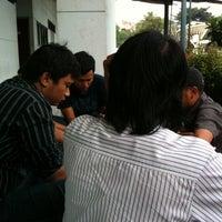 Photo taken at BBC WILDZONE - Studio 1 RCTI by BANGJAGO on 2/20/2012