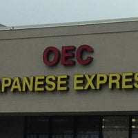 Photo taken at OEC Japanese Express by Wisdom E. on 1/11/2012