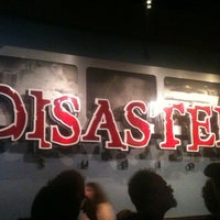 Photo taken at Disaster!: A Major Motion Picture Ride...Starring You! by Bronx E. on 8/24/2011