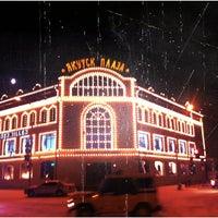 Photo taken at Площадь Ленина by A T. on 12/10/2011