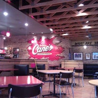 Photo taken at Raising Cane's Chicken Fingers by Lee on 6/22/2011