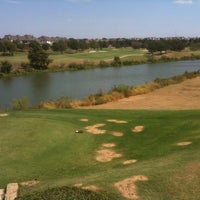 Photo taken at Hackberry Creek Country Club by Andrew S. on 9/18/2011