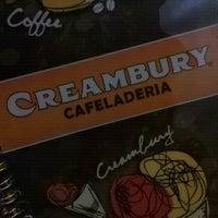 Photo taken at Creambury by Pamela B. on 8/8/2012