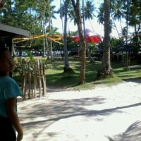 Photo taken at Seagrass Resort by Arianne Gonzaga B. on 5/5/2012
