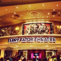 Photo taken at Terry Fator Theatre by Mickael P. on 8/18/2012