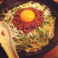 Photo taken at 麻布麺房 どらいち by dobokuso5 on 6/5/2012