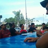 Photo taken at Restoran Jalil Maju by Diana I. on 10/22/2011