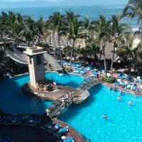 Photo taken at Tikal Lobby Bar by Saris M. on 4/7/2012