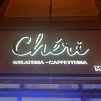Photo taken at Gelateria Chéri by Flame N. on 8/28/2011