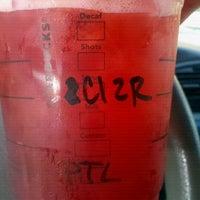 Photo taken at Starbucks by Sierra D. on 9/11/2011