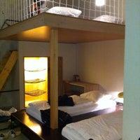 Foto tomada en Michelberger Hotel por Dongseok K. el 10/9/2011