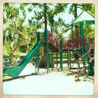 Photo taken at Mountain View Park by Junkyard S. on 7/18/2011