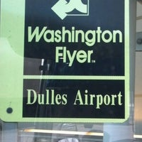 Photo taken at Washington Flyer by Bob E. on 1/13/2012