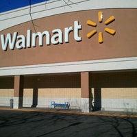Photo taken at Walmart Supercenter by Richard G. on 1/16/2012