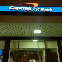 Photo taken at Capital One Bank by William D. on 1/4/2011