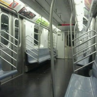Photo taken at MTA Subway - Rockaway Ave (3) by The Official Khalis on 11/2/2011