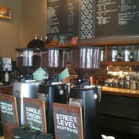 Photo taken at Verve Coffee Roasters by Heather V. on 8/19/2011