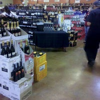 Photo taken at Twin Liquors by brian g. on 1/1/2011
