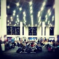 Photo taken at Terminal 3 by Alex M. on 11/23/2011