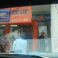 Photo taken at Bank Rakyat Dungun by Sabudin M. on 3/13/2012
