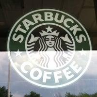 Photo taken at Starbucks by Alyssa on 8/2/2011
