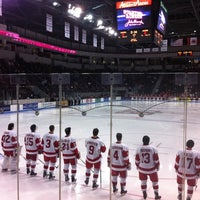 Photo taken at Agganis Arena by James G. on 1/15/2011