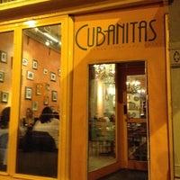 Photo taken at Cubanitas by Karen L. on 1/29/2012
