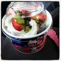 Photo taken at Yogurtland by Stacy C. on 7/11/2012