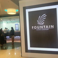 Photo taken at Fountain Money Changer by Richard L. on 9/10/2012