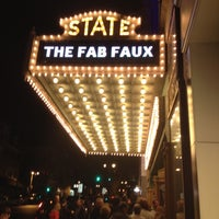Photo taken at State Theatre Center for the Arts by Pennst8r H. on 2/19/2012