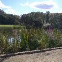 Photo taken at Auchinlea Park by Sheila F. on 8/30/2012