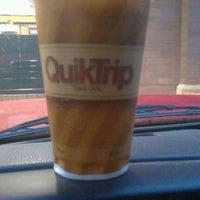 Photo taken at QuikTrip by Chris R. on 12/20/2011